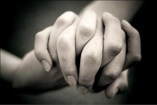 hands together MJ