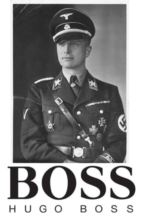 Nazi Uniforms - Hugo Boss