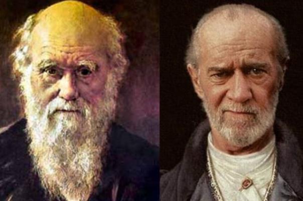 Charles Darwin and ...