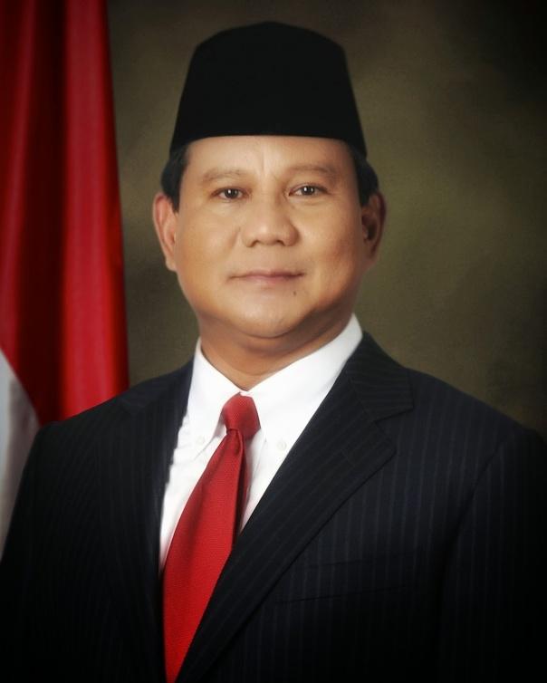 Prabowo-Presidenku